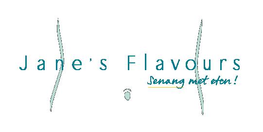 Jane's Flavours